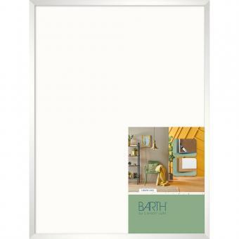 Alu-Wechselrahmen Serie 916 60x70 cm | Silber | Normalglas
