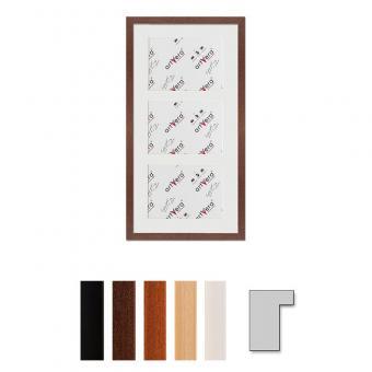 "3er Galerierahmen ""Lund"", 25x50 cm - 13x18 cm"