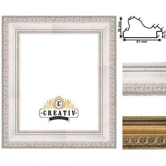 Barock Holzbilderrahmen Varese Maßanfertigung
