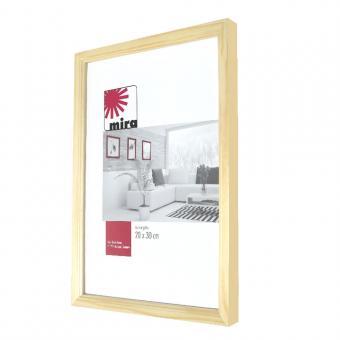 Holz-Bilderrahmen Colmar 24x30 cm   natur   Normalglas