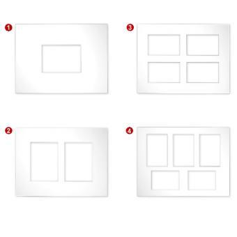 Galerie-Passepartouts 2,5 mm, Außenformat 30x40