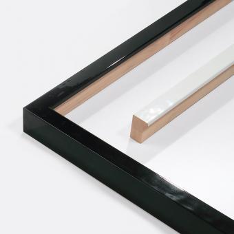 Holzrahmen Sonderzuschnitt, Matrix B&W 20x34