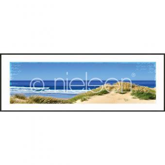"Gerahmtes Bild ""Dune Ocean"" mit Alurahmen C2"