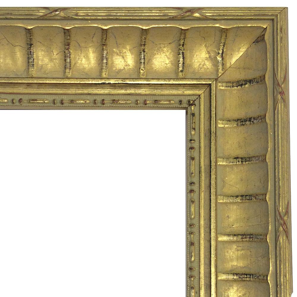McRahmen.de | Holz-Bilderrahmen CHATEAU 461 18x24 cm | Gold ...