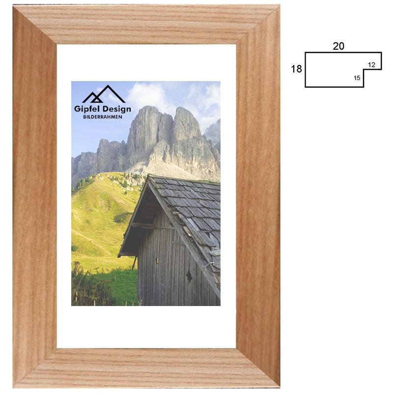 McRahmen.de | Holz-Bilderrahmen Halltal 20 | online kaufen