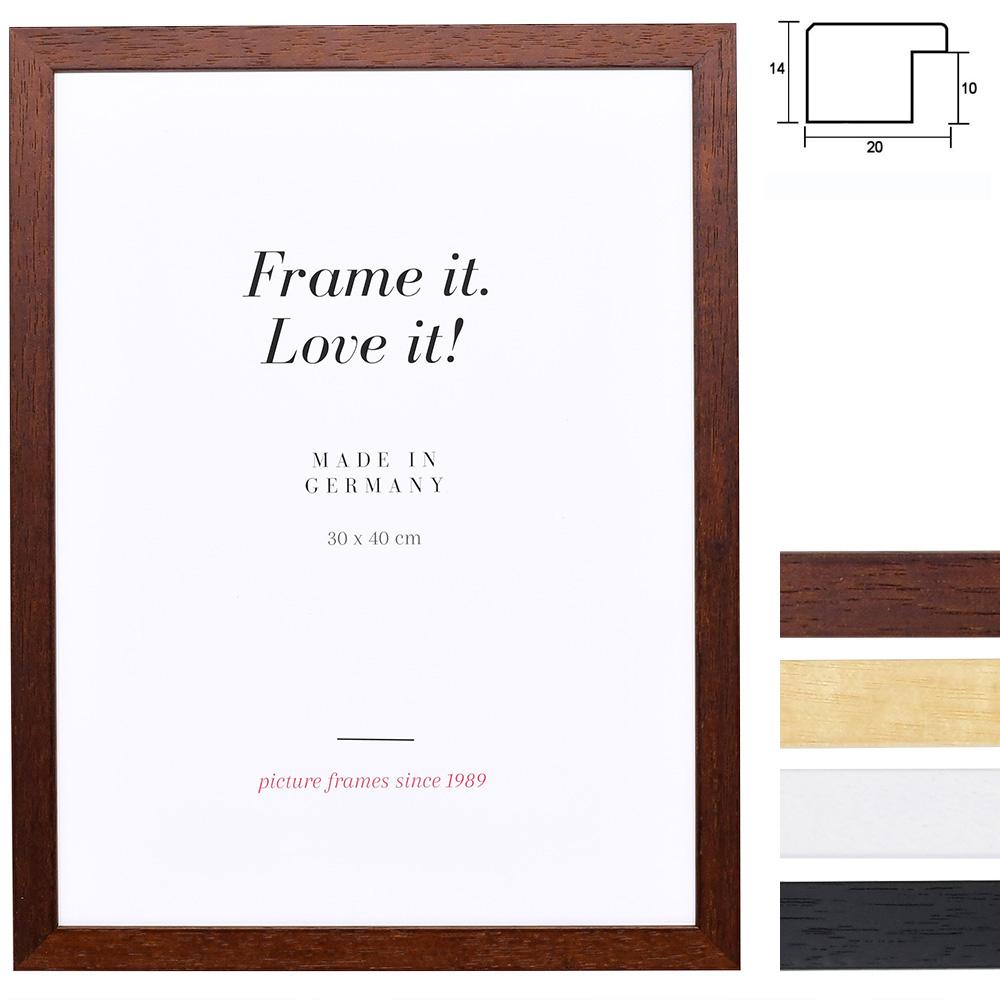 spar rahmen aus holz online kaufen. Black Bedroom Furniture Sets. Home Design Ideas