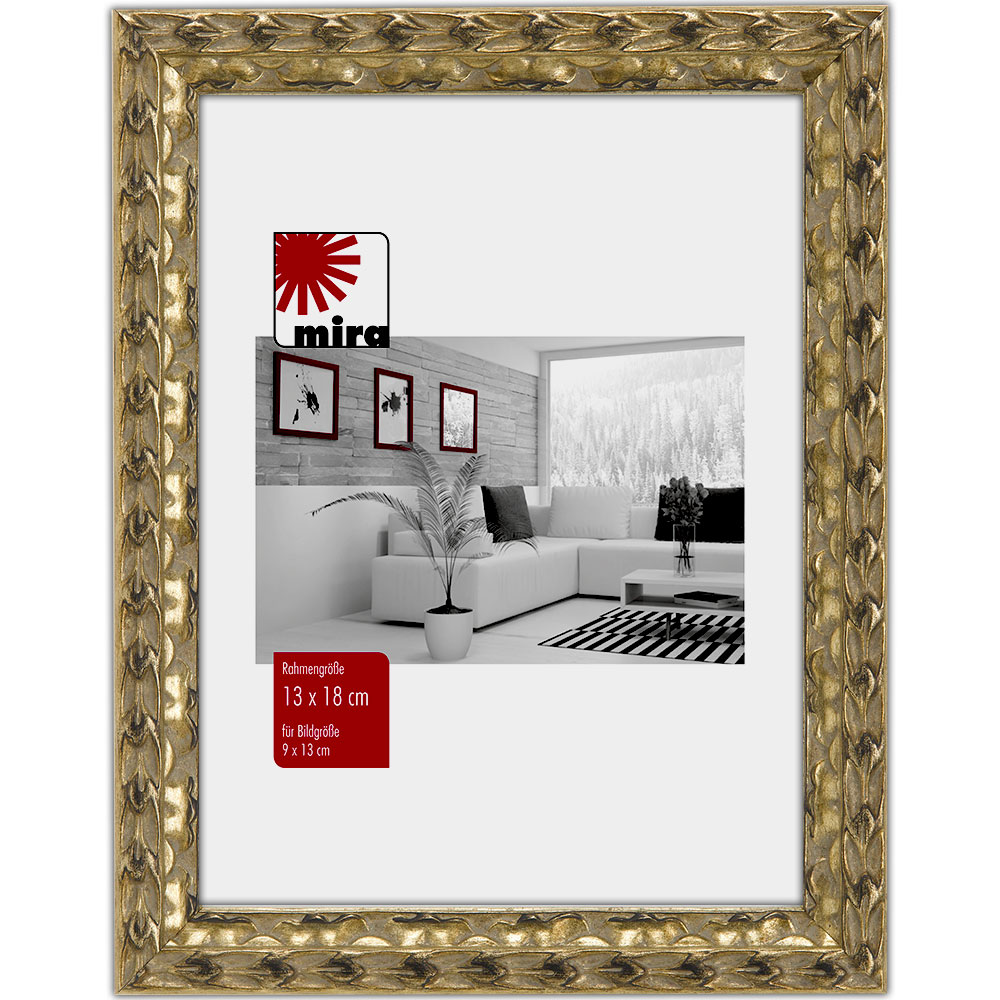 barockrahmen lens 50x70 silber normalglas online kaufen. Black Bedroom Furniture Sets. Home Design Ideas