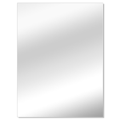 Spiegel 3 mm ersatzglas f r bilderrahmen for Spiegel 70x80