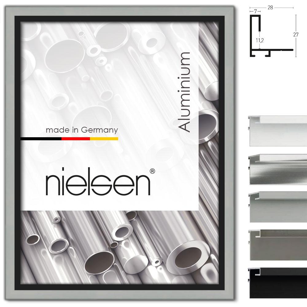 schattenfugenrahmen sonderzuschnitt profil 271 silber leerrahmen ohne glas. Black Bedroom Furniture Sets. Home Design Ideas
